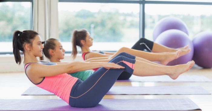 Pilates Corsi